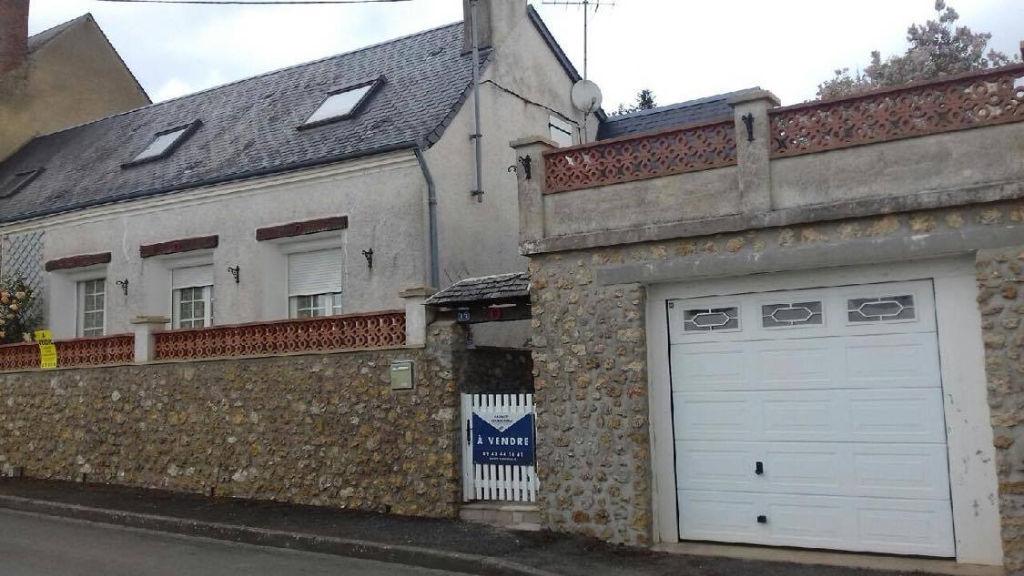 Sale house / villa La chartre sur le loir 83000€ - Picture 7