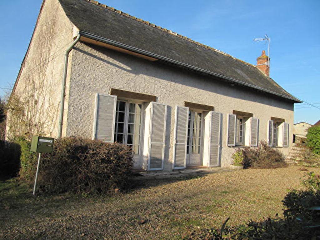 Sale house / villa La chartre sur le loir 99900€ - Picture 4
