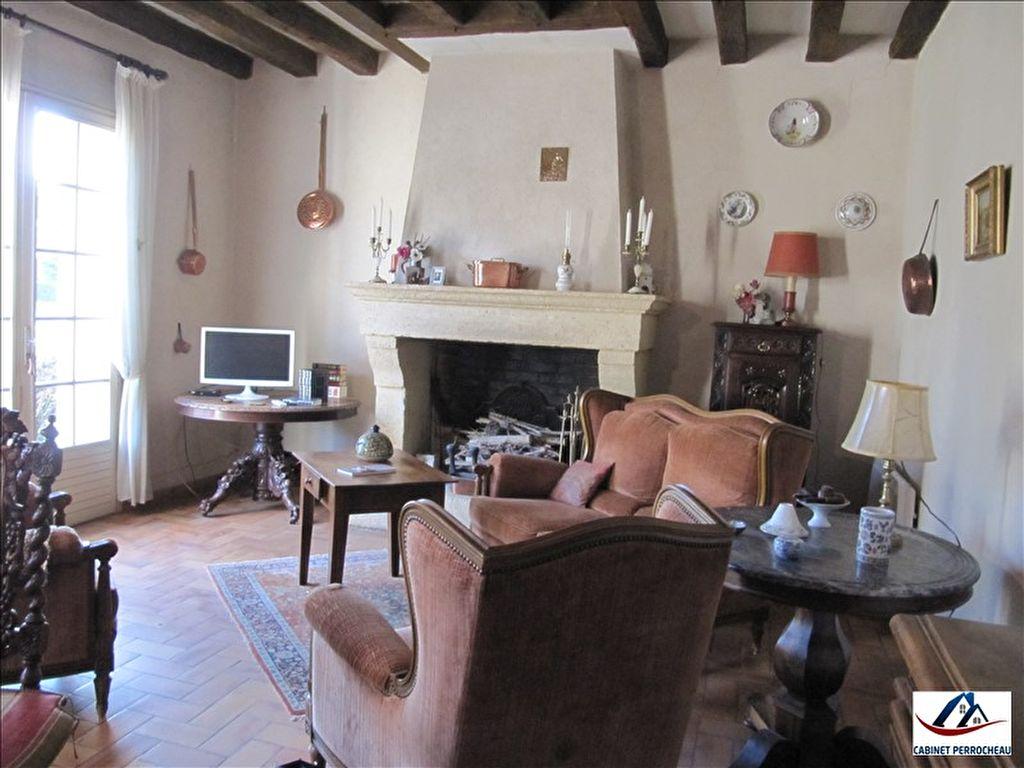 Sale house / villa La chartre sur le loir 99900€ - Picture 7