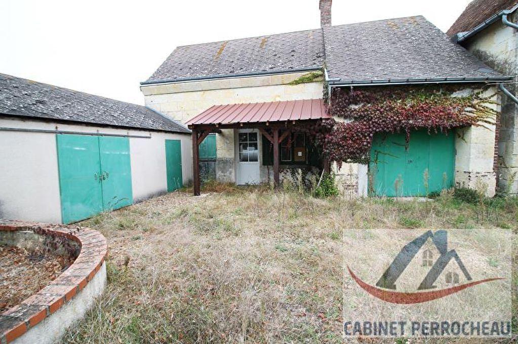 Sale house / villa La chartre sur le loir 94000€ - Picture 9