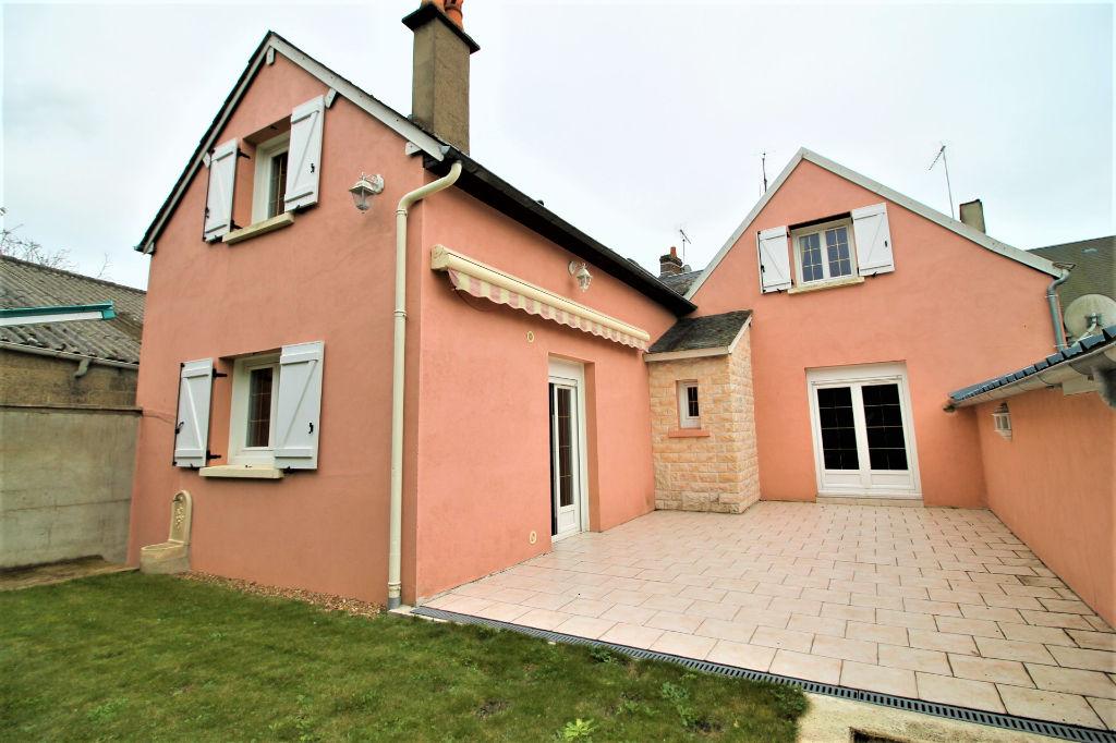 Sale house / villa Besse sur braye 162000€ - Picture 1
