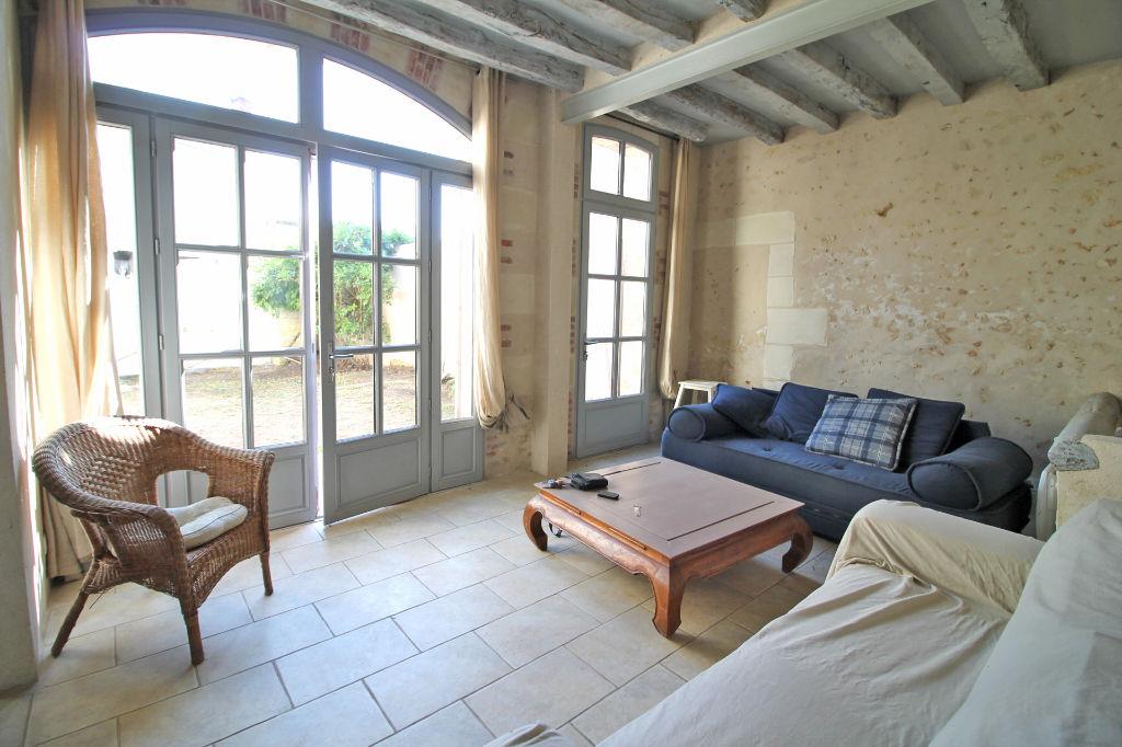 Vente maison / villa La chartre sur le loir 151900€ - Photo 2