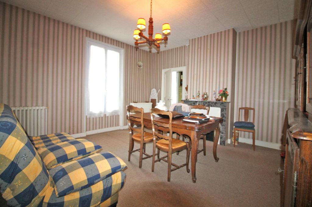 Sale house / villa Besse sur braye 61875€ - Picture 2