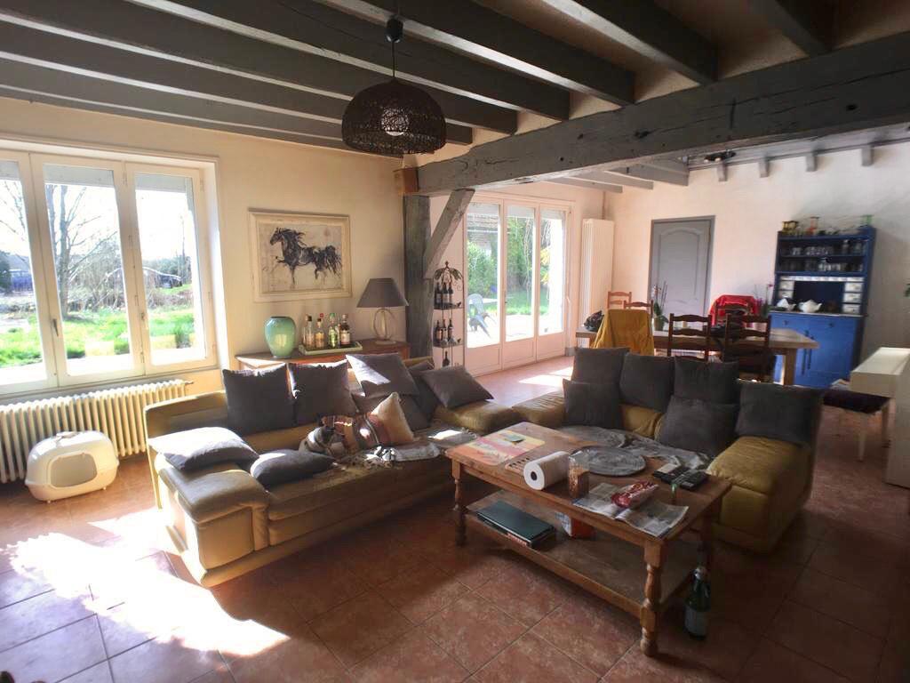 Sale house / villa La chartre sur le loir 193500€ - Picture 4