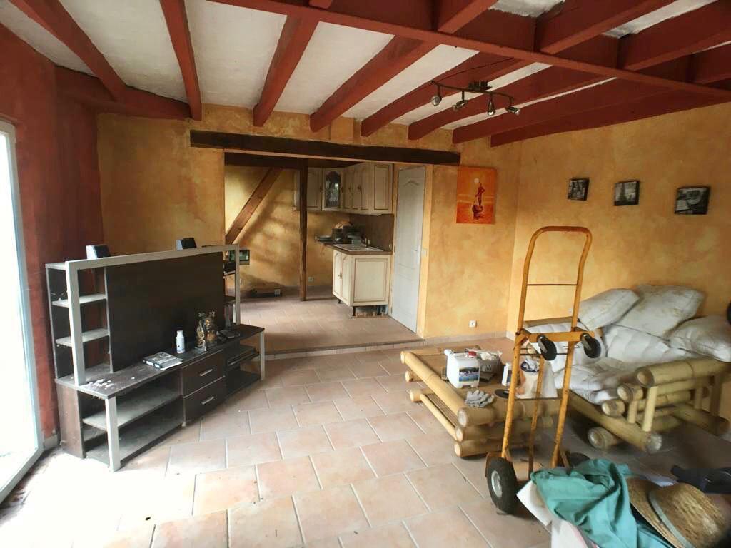 Sale house / villa La chartre sur le loir 193500€ - Picture 12