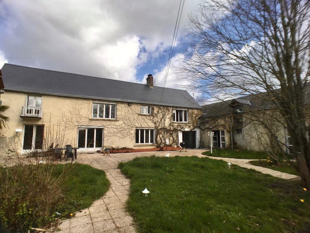 Sale house / villa La chartre sur le loir 193500€ - Picture 14