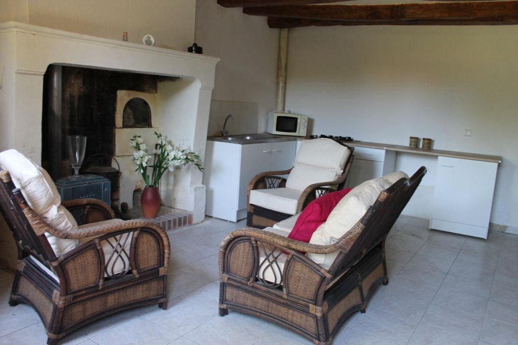 Vente maison / villa La chartre sur le loir 145000€ - Photo 5
