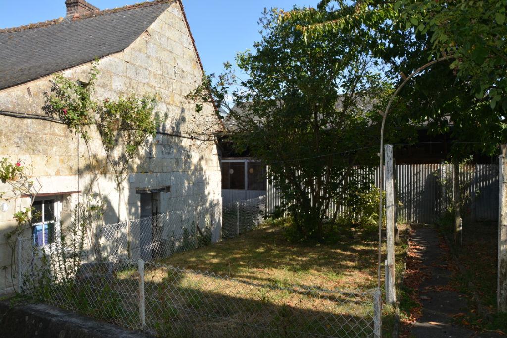 Sale house / villa La chartre sur le loir 88800€ - Picture 8