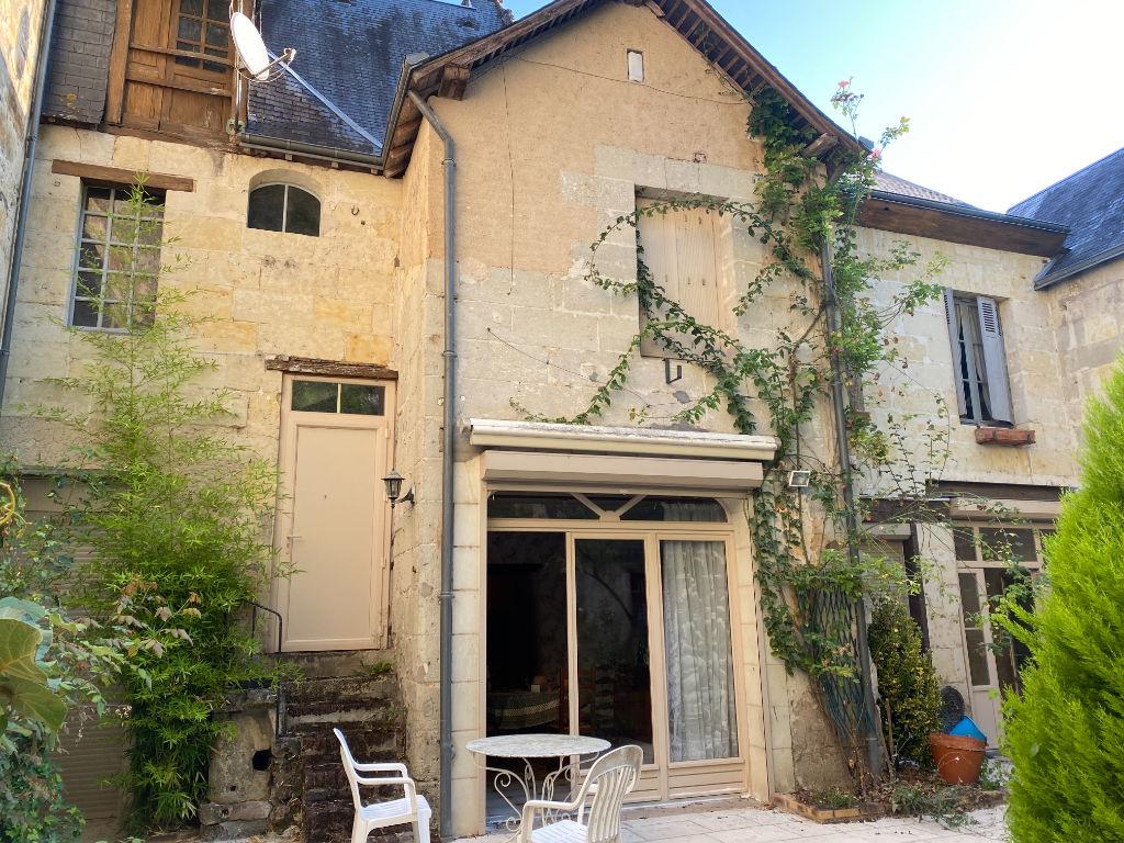 Rental house / villa La chartre sur le loir 650€ CC - Picture 1