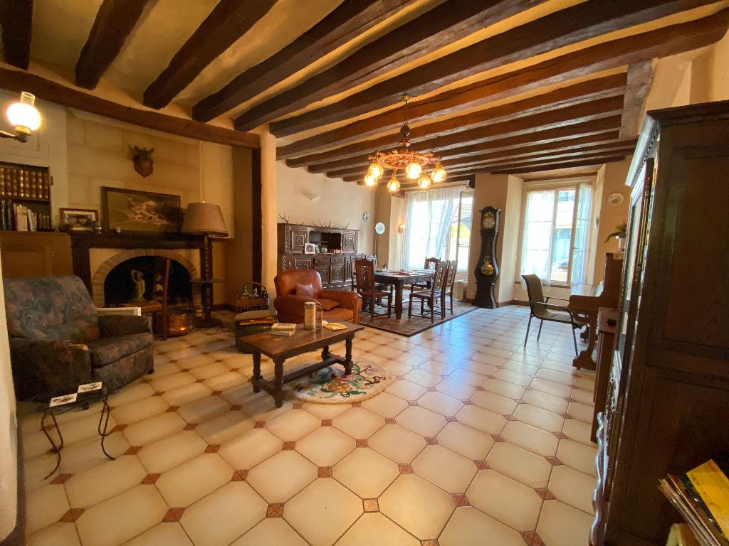 Rental house / villa La chartre sur le loir 650€ CC - Picture 2