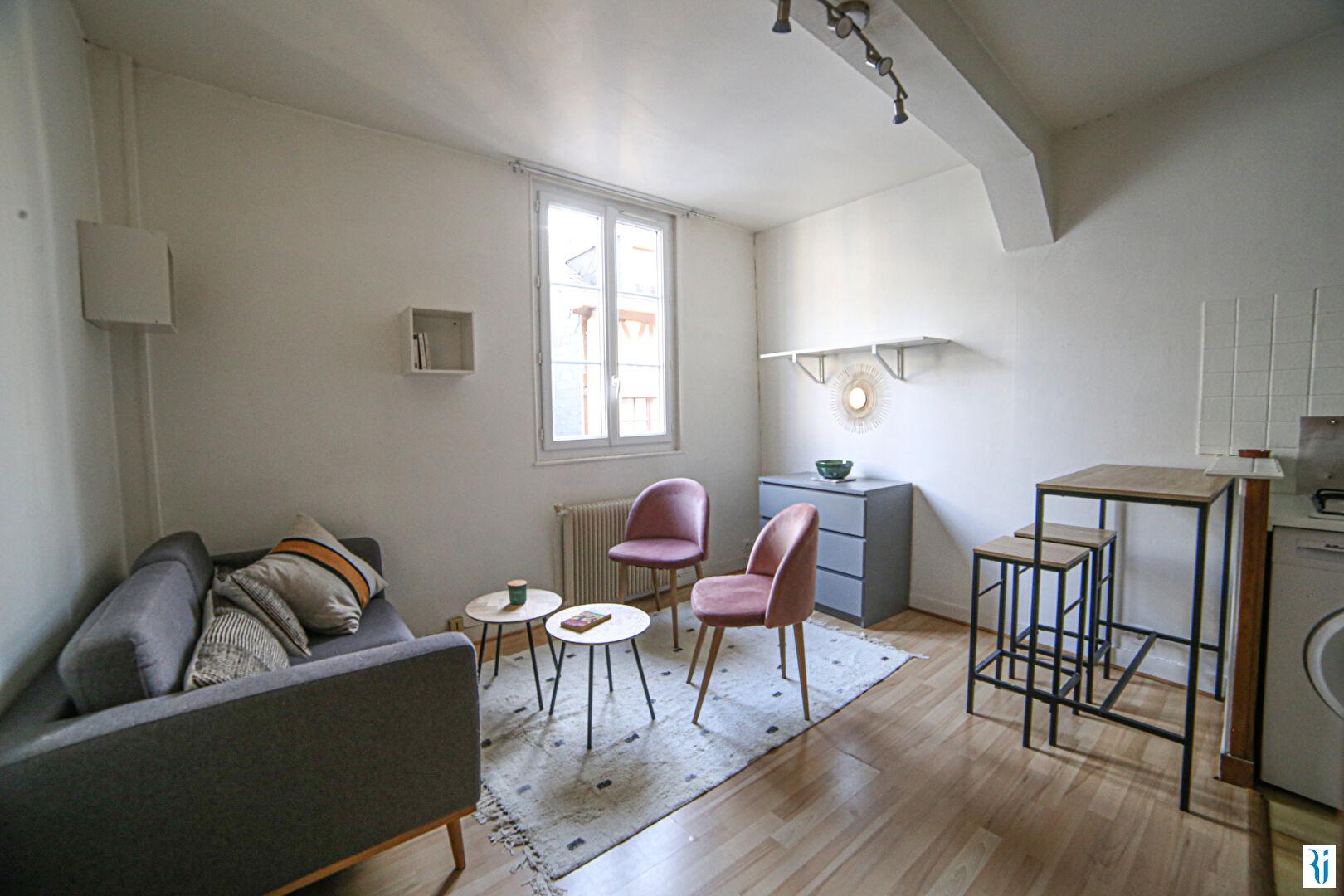 photo de ROUEN - 2 pièces - 29.78 m²