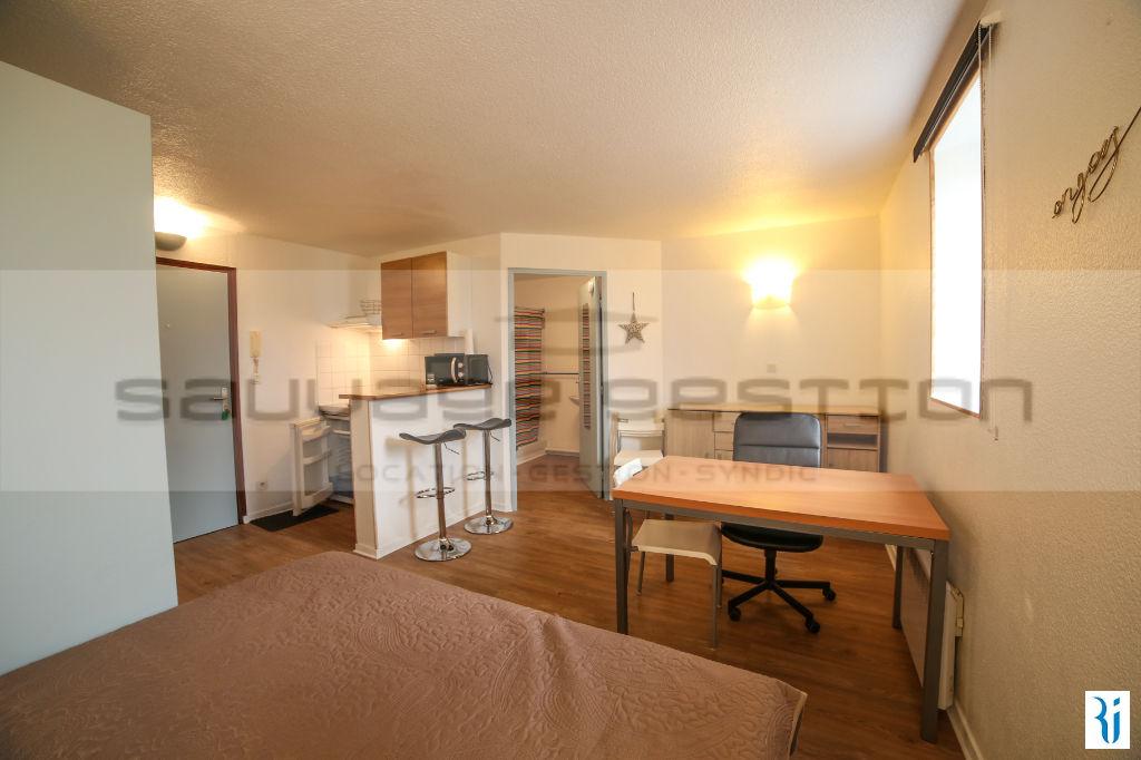 photo de Studio meublé - 1 pièce(s) - 22.80 m2