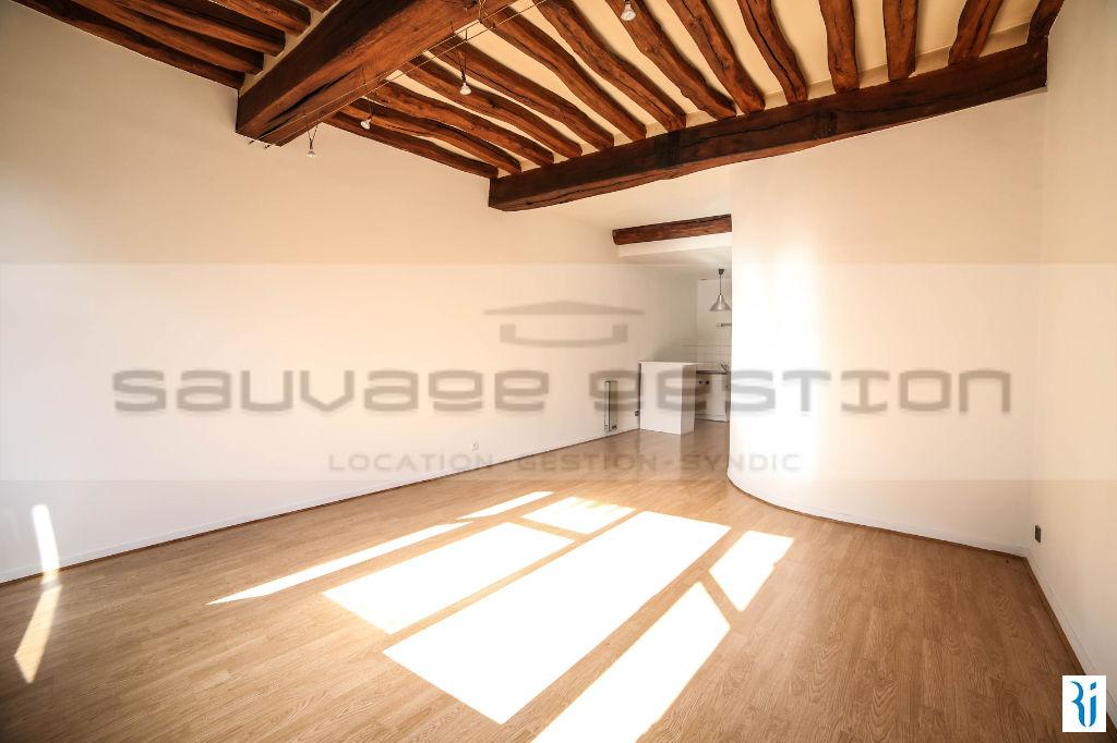 photo de F2 ROUEN - 2 pièce(s) - 46.39 m2