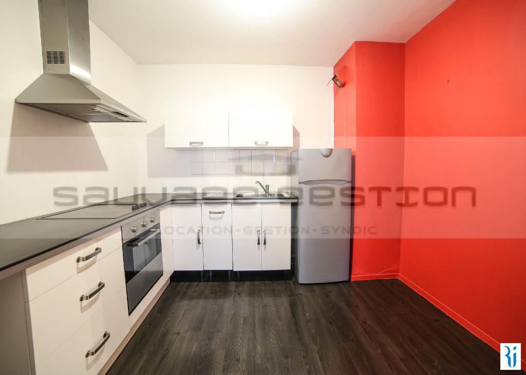 photo de Appartement Rouen 2 pièce(s) 52.86 m2