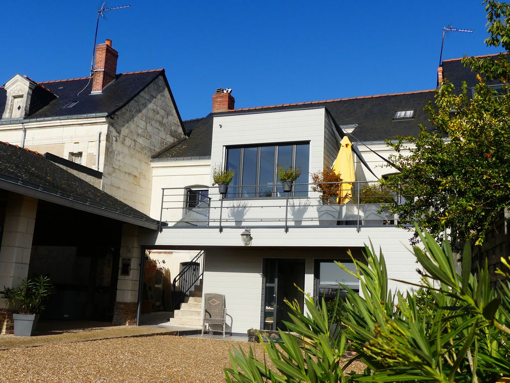 Maison principale + Maison invités – Maze Milon 9 pièce(s) 200 m2