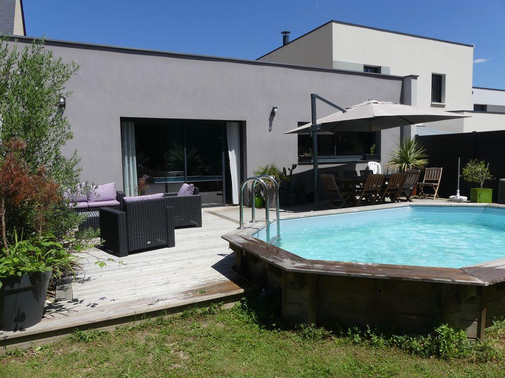 MAISON RÉCENTE PLAIN-PIED- 3 CHAMBRES – 97 m²