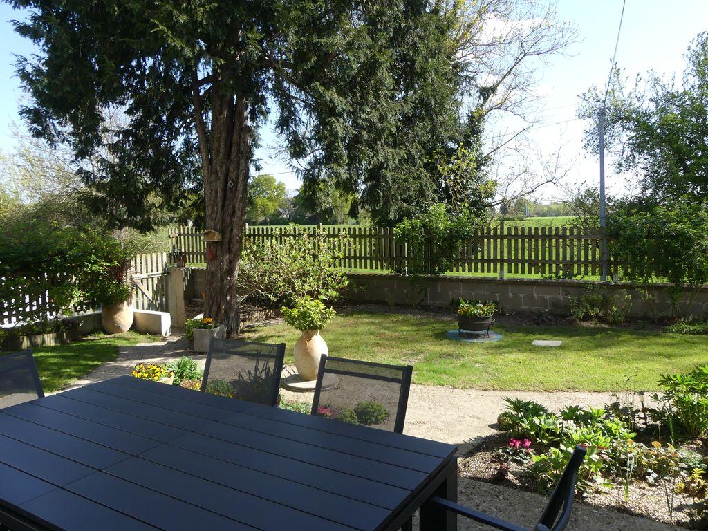 Maison atypique 177 m² à 2 pas de la Loire – 10 mn ANGERS