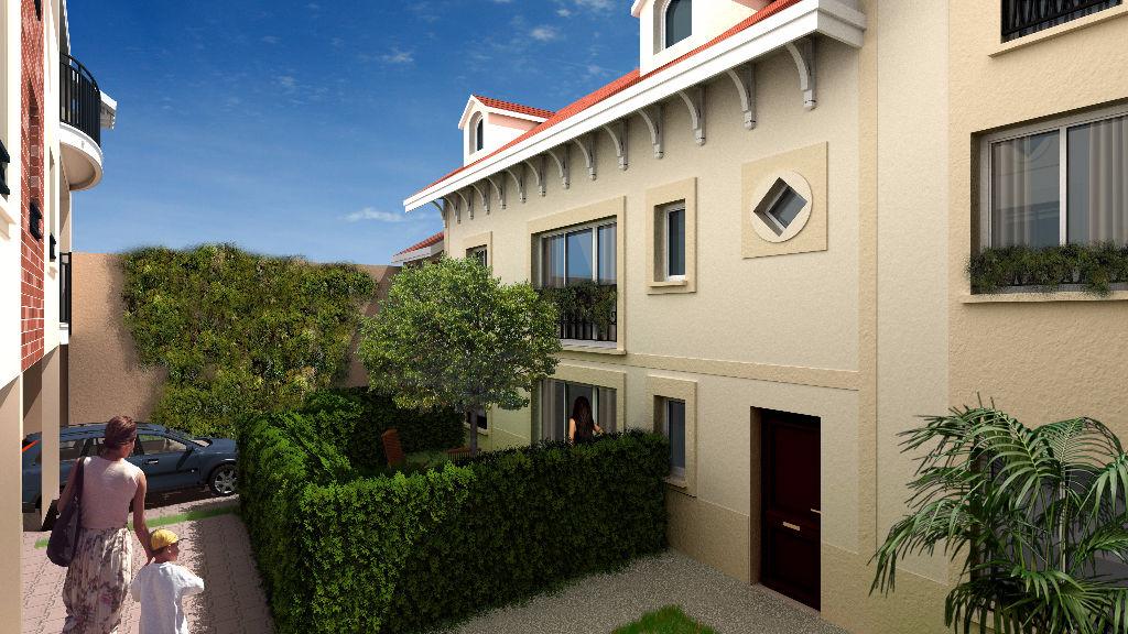 3 room apartement- 88.2m² - Ville d'Eté- Arcachon