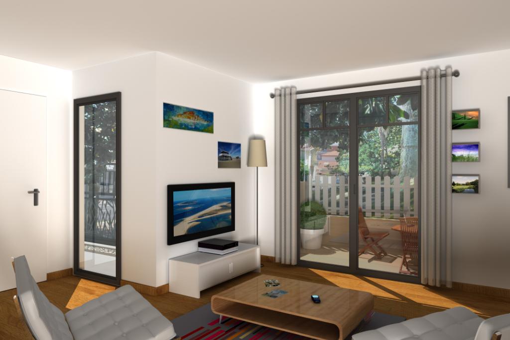 Appartement T3  - Villa Albert - Hypercentre
