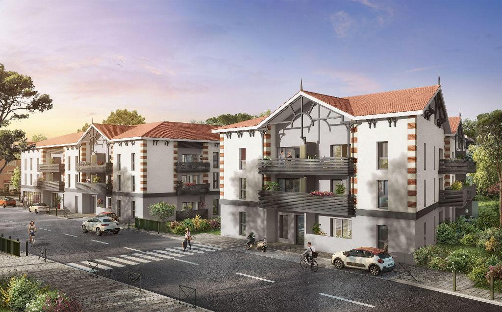 T3 R+2 - 73m² - Gujan Centre Ville