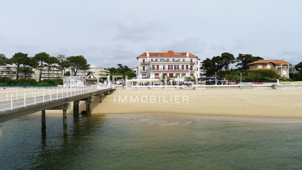Arcachon - Moulleau two rooms close to the beach