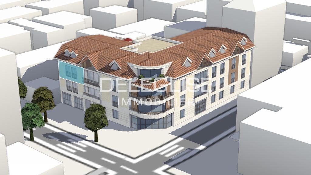 3 room apartment - Arcachon Center