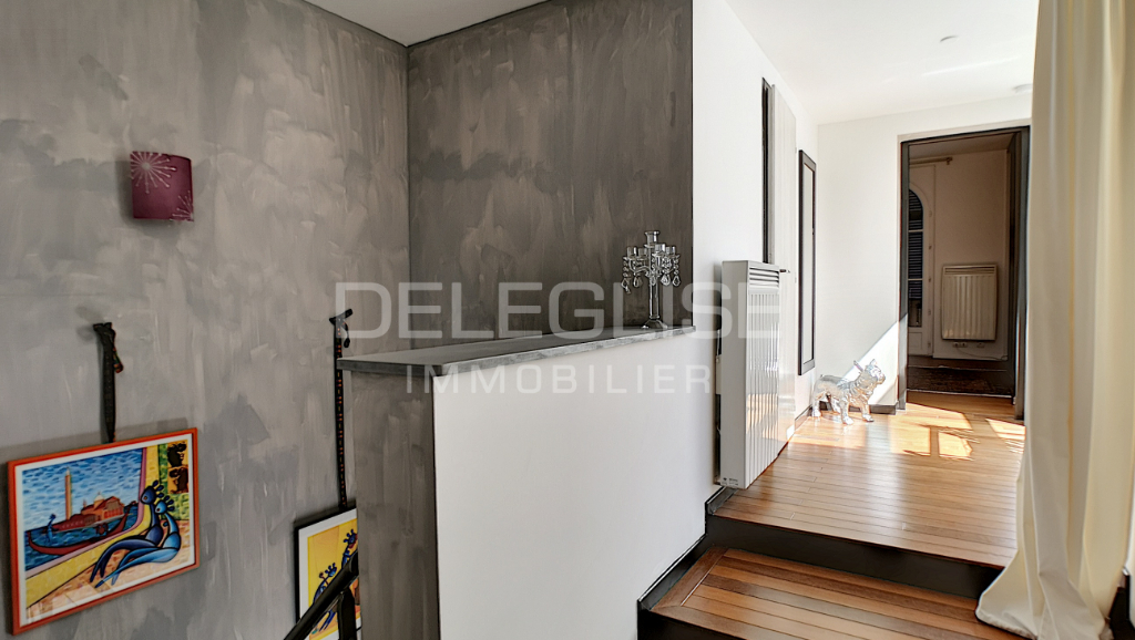 MAISON DE VILLE -  ARCACHON CENTRE  - 7 pièce(s) 162 m2