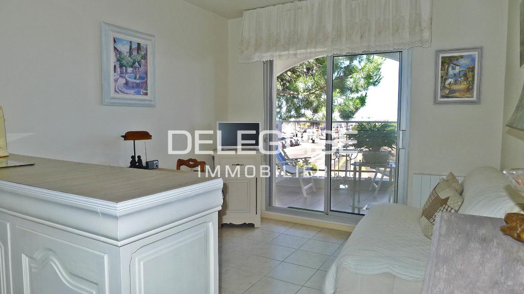 Appartement T2 1ère Ligne -  Terrasse 25 m2