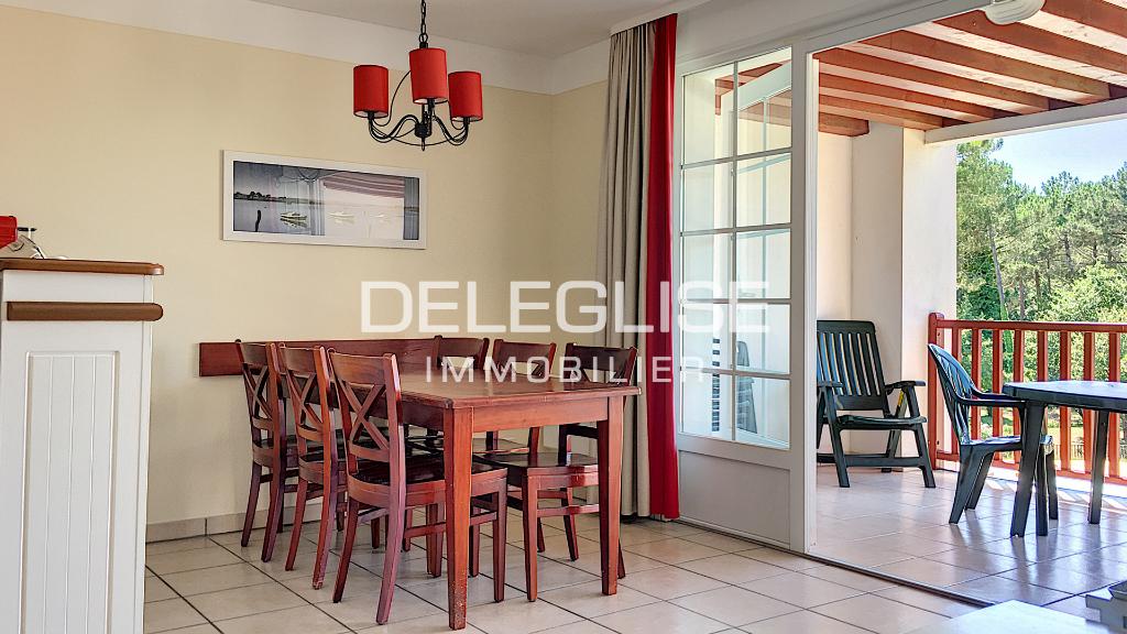 Appartement Biscarrosse Plage 2 pièce(s) 42 m2