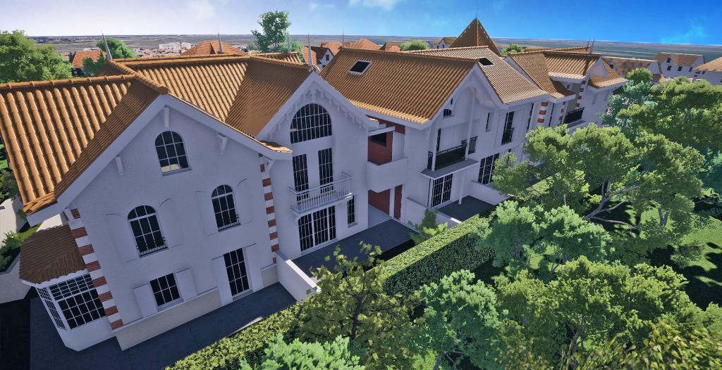 Maison T5 de 115m² - Arcachon