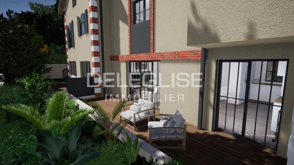 Les Jardins Deganne - Maison T5 de 115m²