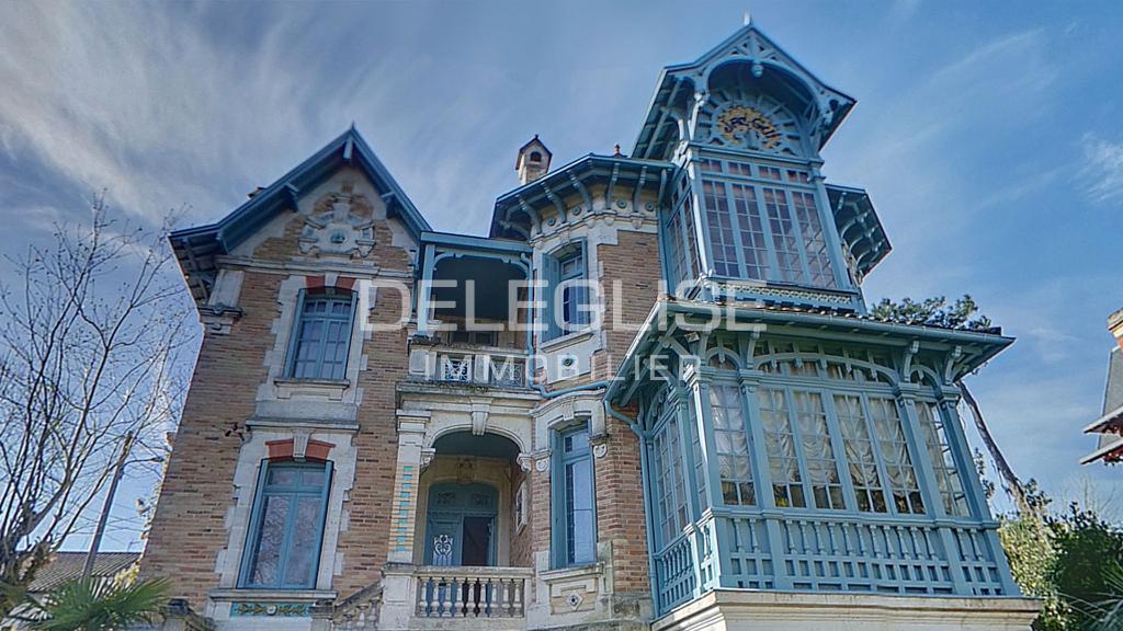 Authentique Arcachonnaise - Ville d'Automne