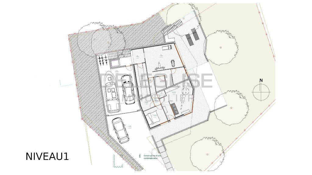 Projet de Villa avec piscine - 300m² - Pyla/mer