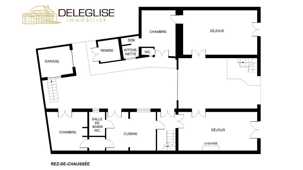 Ensemble immobilier Arcachon  Centre