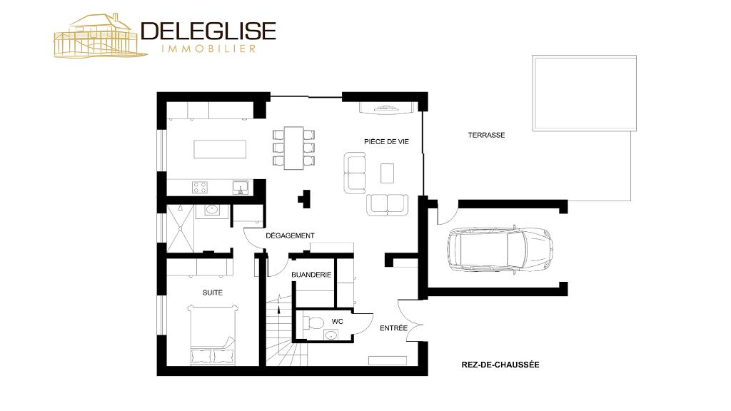 Villa 165m² - Secteur Abatilles - Arcachon
