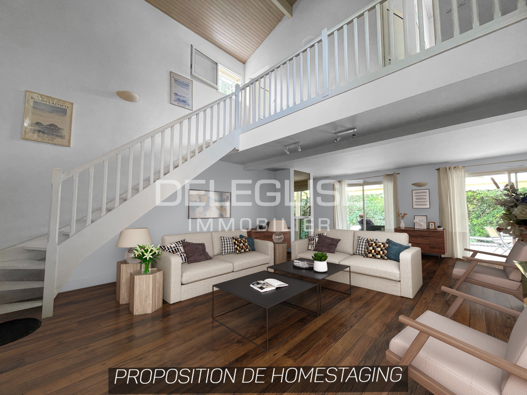 Villa 150 m² - Le Canon - Lège Cap Ferret