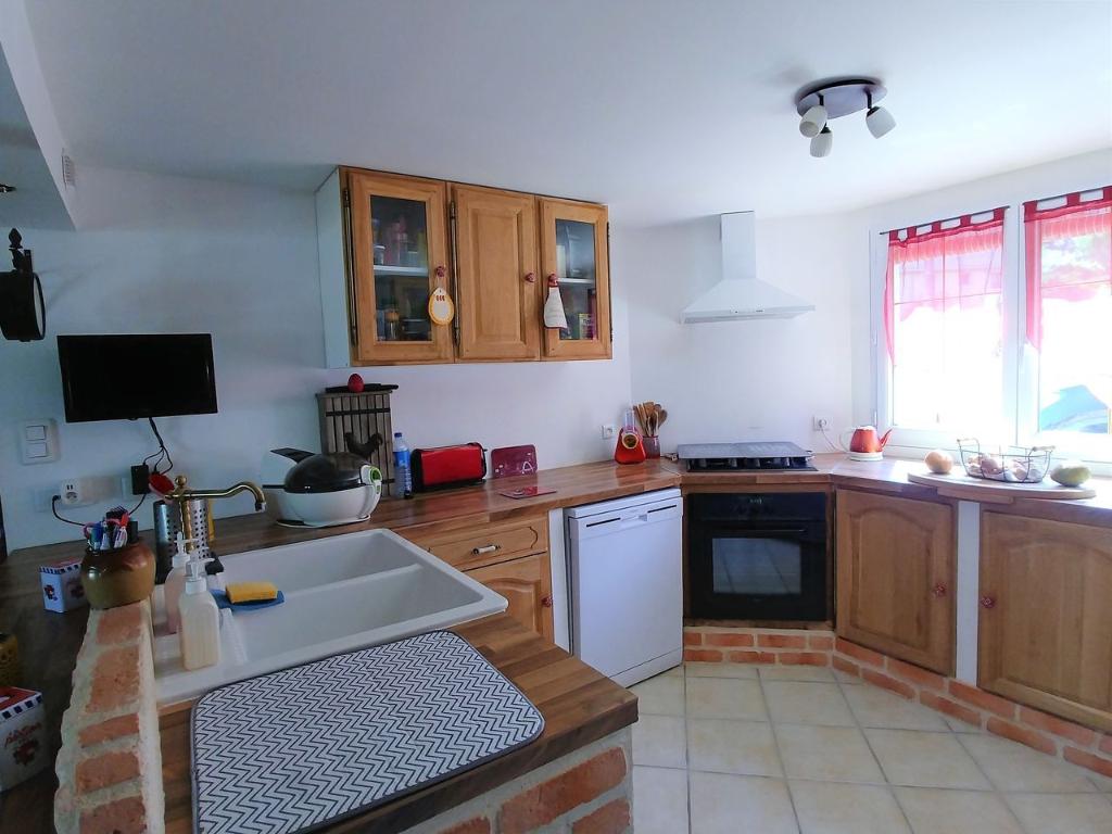 Vente maison / villa Glanon 180000€ - Photo 2