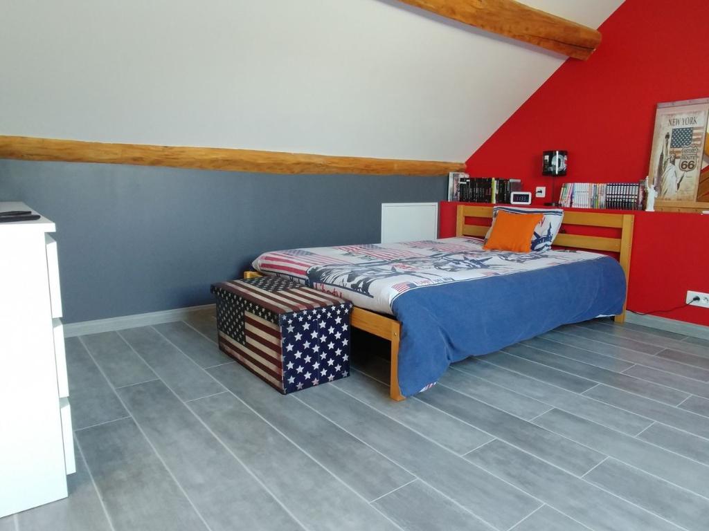 Vente maison / villa Glanon 180000€ - Photo 8