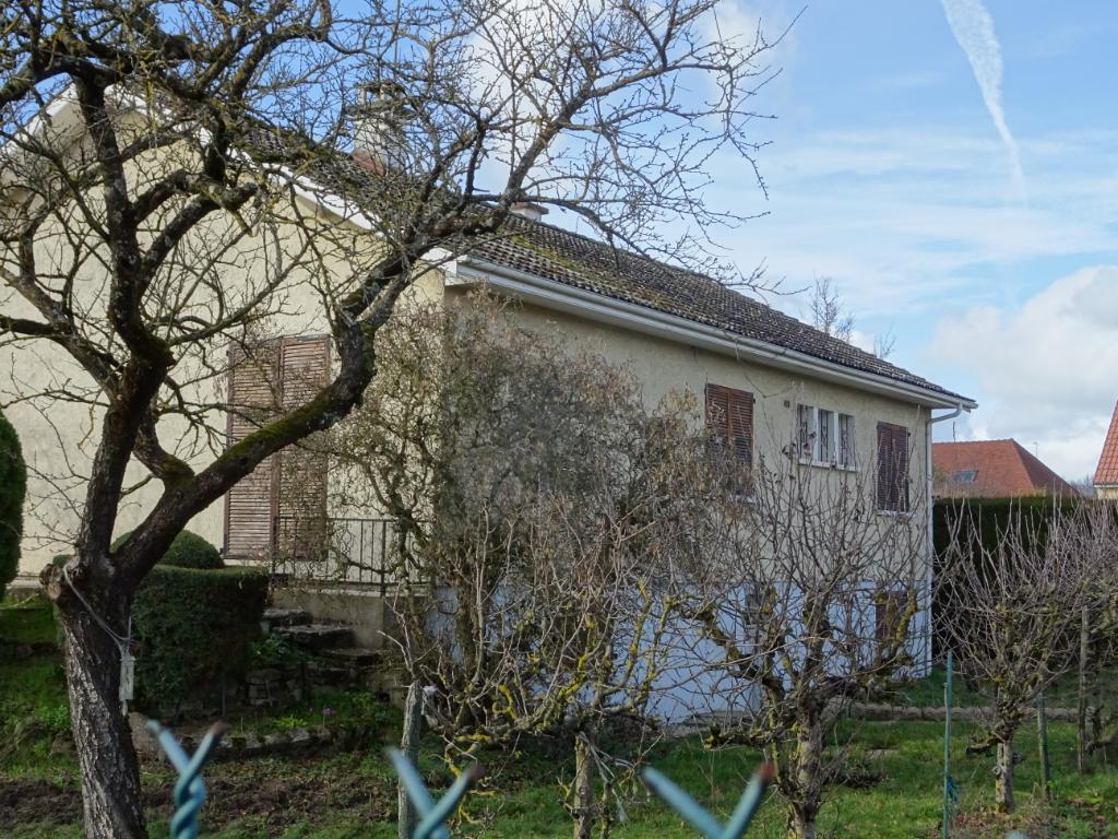 Sale house / villa Bressey sur tille 219000€ - Picture 2