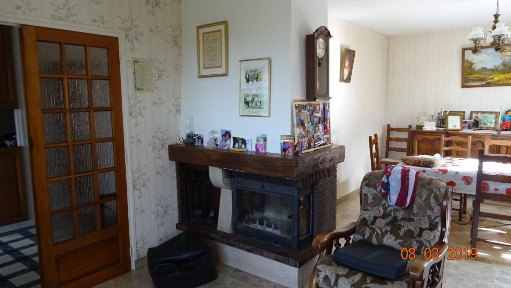Sale house / villa Bressey sur tille 219000€ - Picture 5