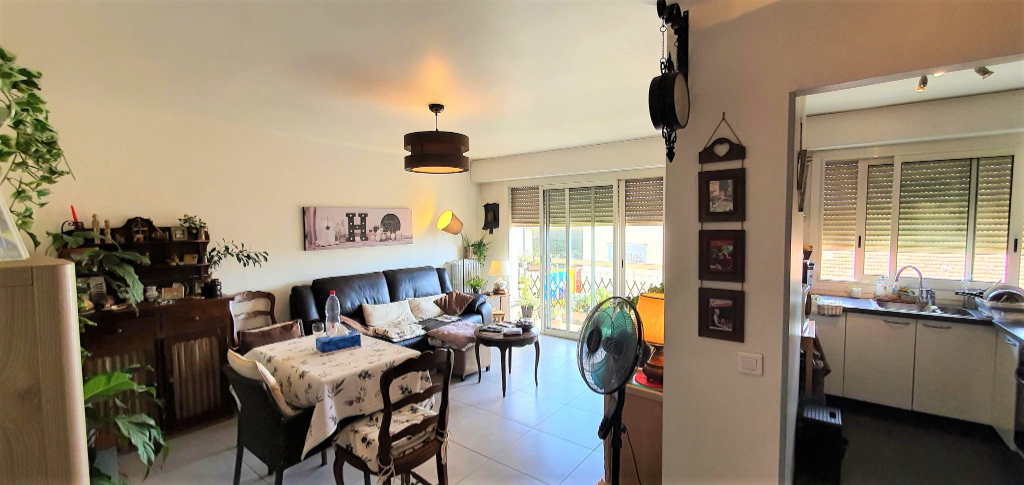 Appartement 2 pièces  Antibes 45 m2