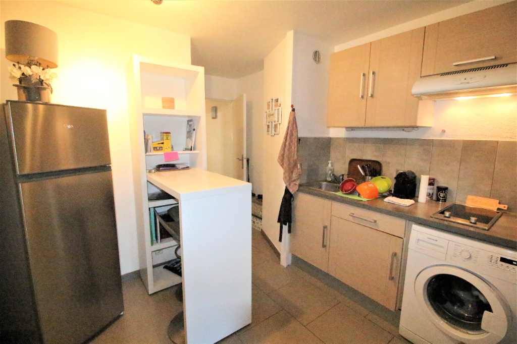 Rental apartment Villeneuve loubet 700€ CC - Picture 4