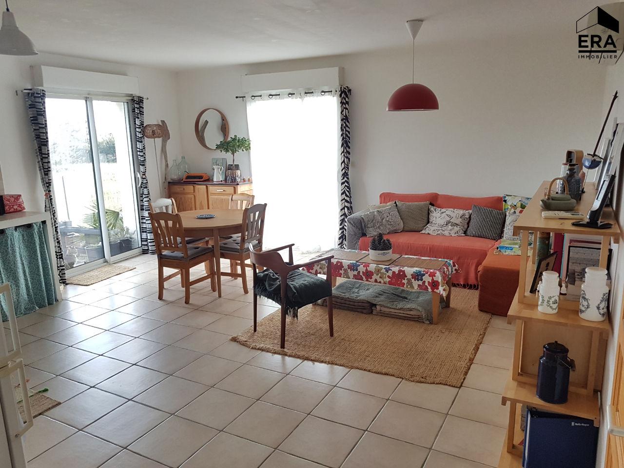photo de Appartement F3 70 m2 rez de jardin BORGO