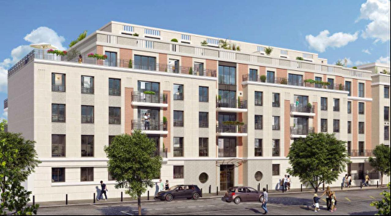 Appartement maisons alfort 4 pi ce s maisons alfort 94700 for Appartement maison alfort