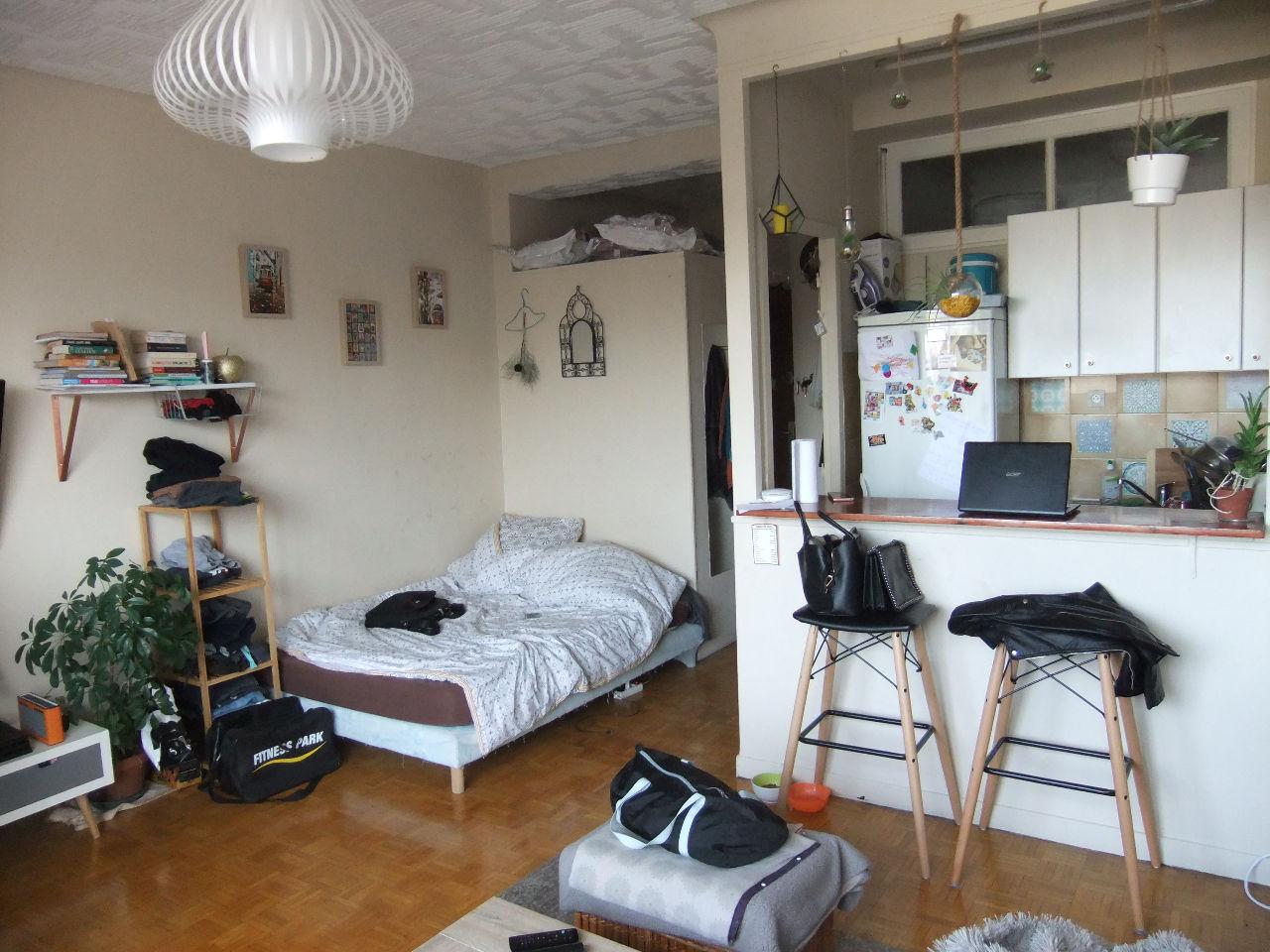 Vente Appartement 1 pièces MARSEILLE 13004