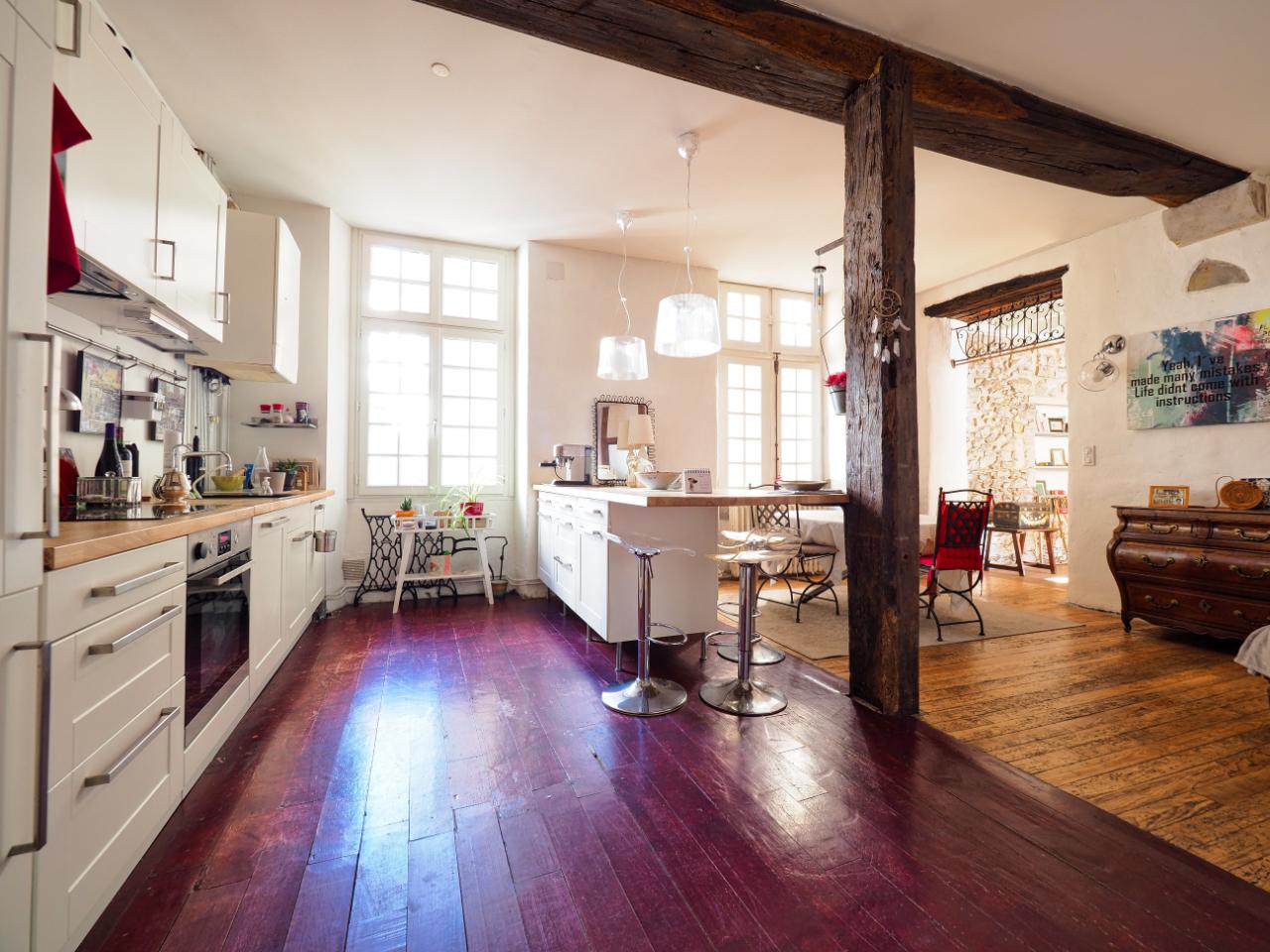 vente appartement à CIBOURE - 530 000