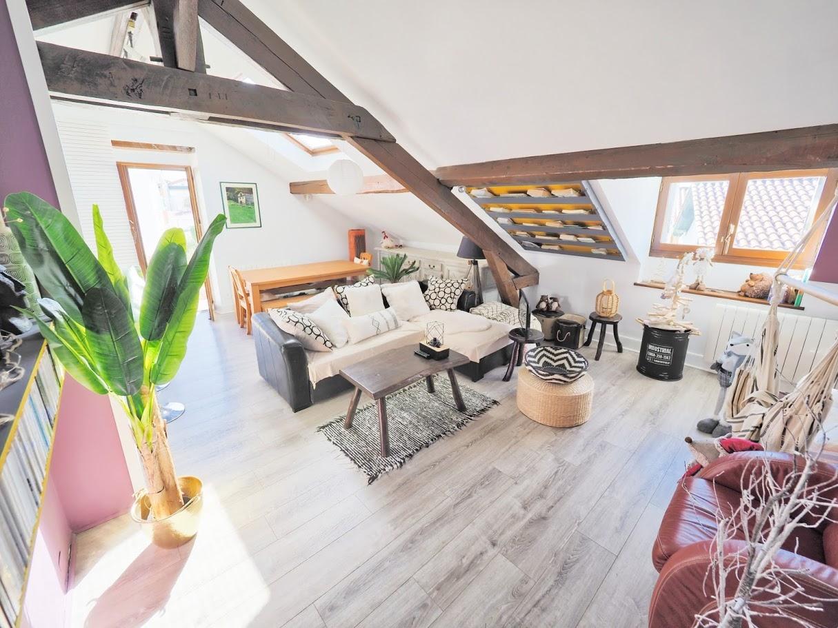 vente appartement à HENDAYE - 224 000
