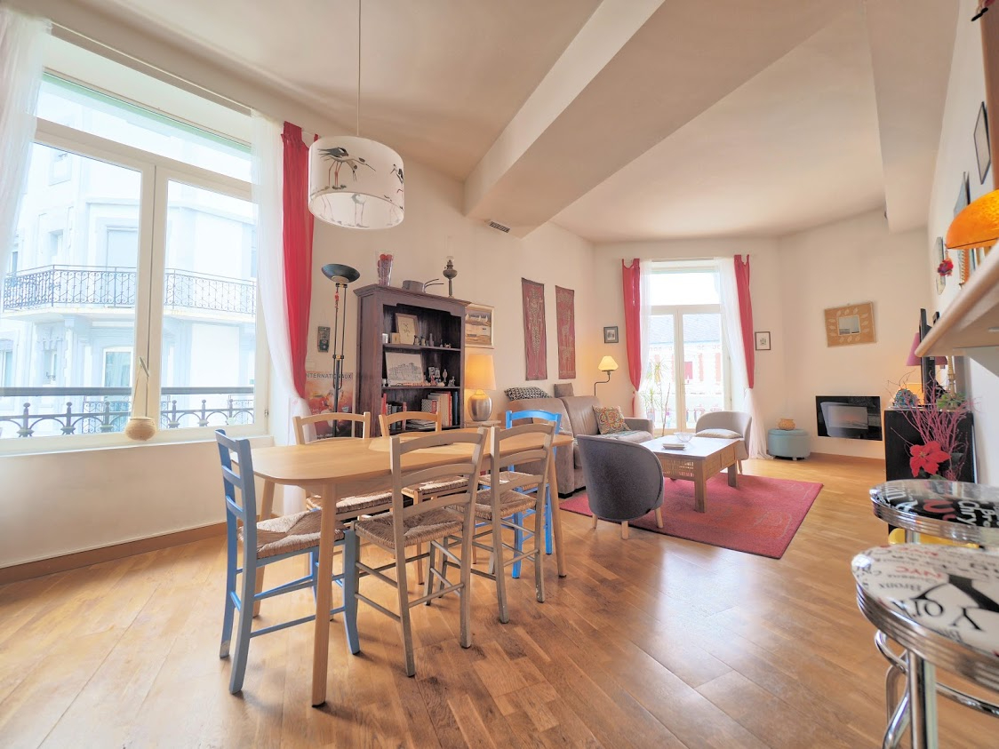 vente appartement à SAINT JEAN DE LUZ - 550 000