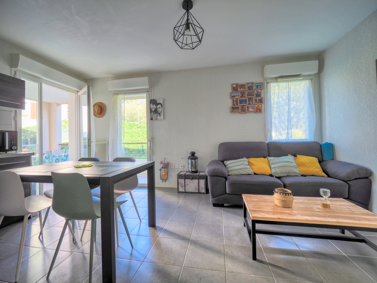 vente appartement à ASCAIN - 180 000