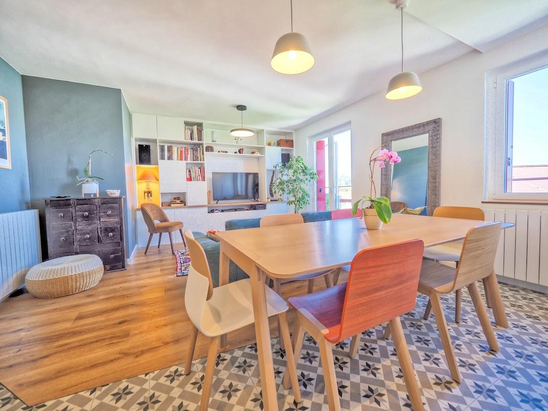 Vente appartement T5  à SAINT JEAN DE LUZ - 2